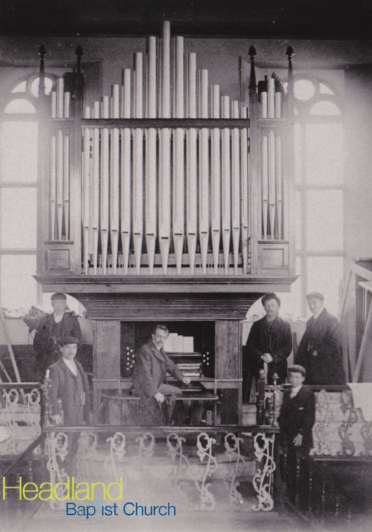 1860's Church Organ